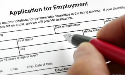 EmploymentApplication